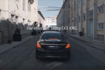 trabalhar na Mercedes Benz