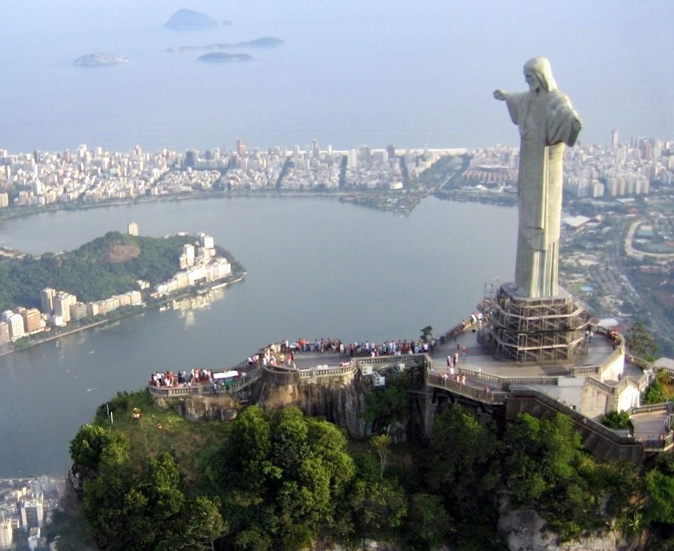Maiores países do mundo - Brasil