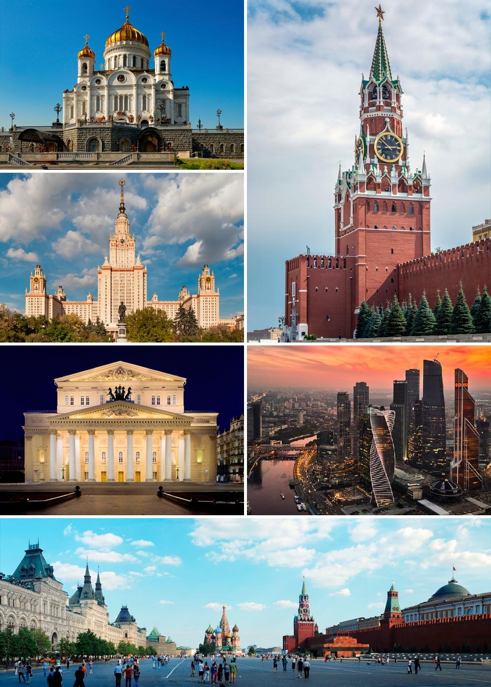 Maiores países do mundo - Russia