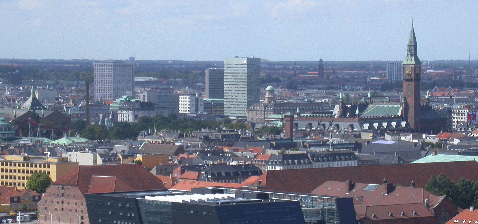 Cidades mais caras do mundo Copenhaga