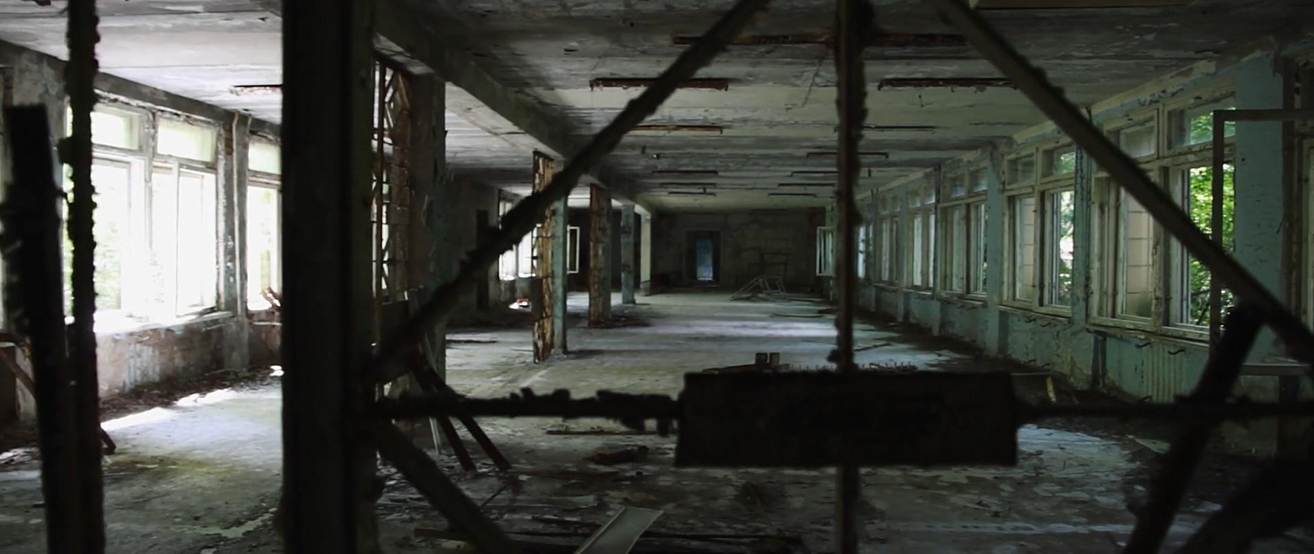 cidade fantasma de chernobyl