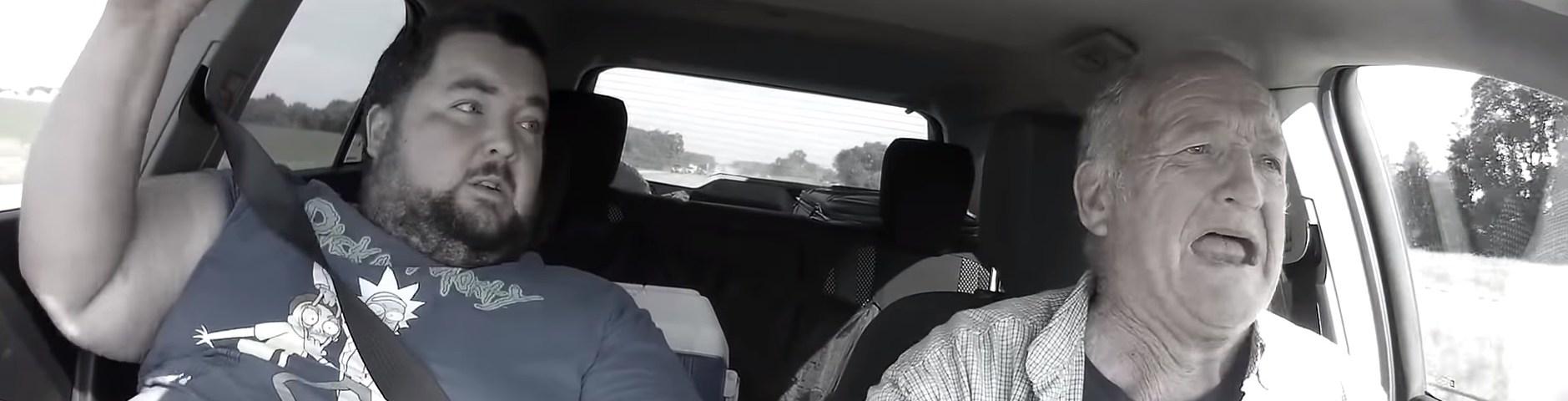 Condutor adormece ao volante