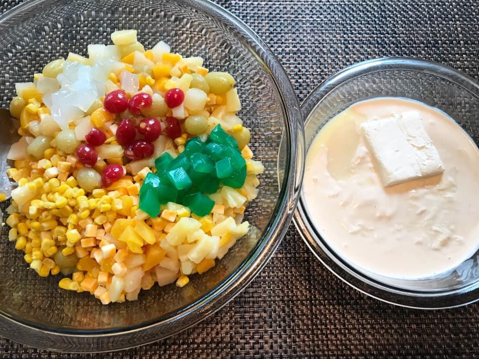 Filipino Fruit Salad Lola Kusinera