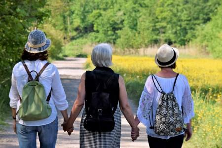 Los sintomas de la menopausia hay que compartirlos