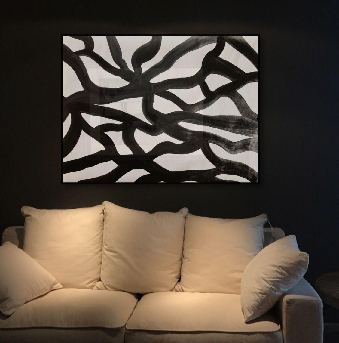 minimalist art canvas