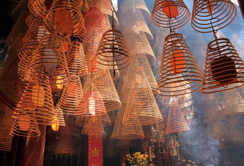 Chinese Temple, Can Tho, Vietnam