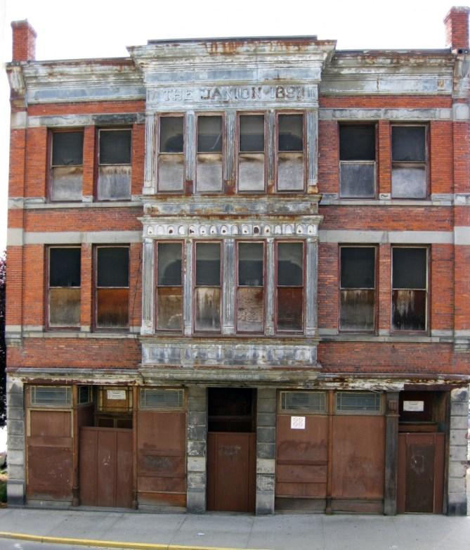 Janion Building 1981, Victoria, BC