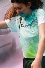 Run or die....dye?
