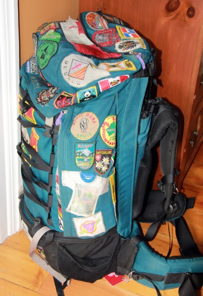 Backpack #2 - right side