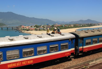 Riding the Rails, Central Vietnam