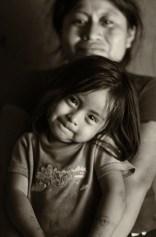 Adorable daughter, Belize