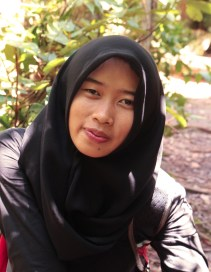 Nisa, one of the guides
