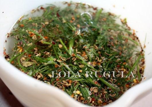 how to make fermented pickles lola rugula
