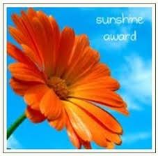 The Sunshine Award for Blogs