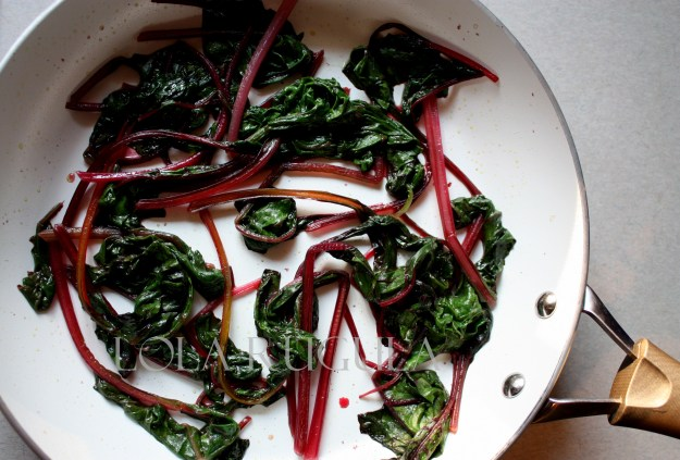 lola rugula easy way to prepare swiss chard