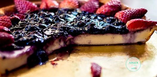 tarta de quesitos-corte