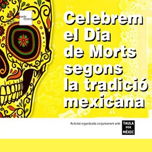 """Conferencia """"El Día de Muertos en México"""""""