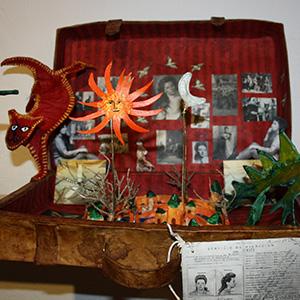 Expo: «México el refugio, una maleta mi memoria» homenaje a Remedios Varo