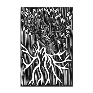 Corazón árbol