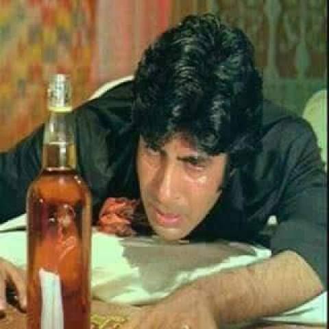 sharabi amitabh bachchan