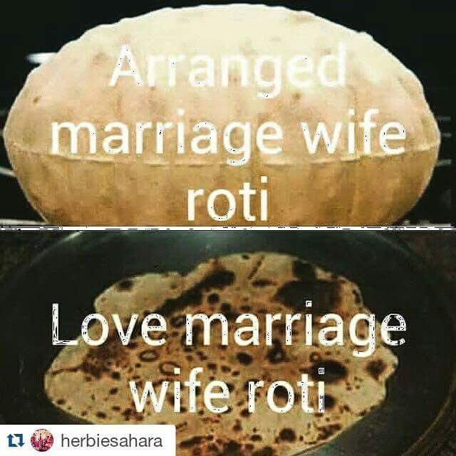 difference between arranged and love marriage lol baba