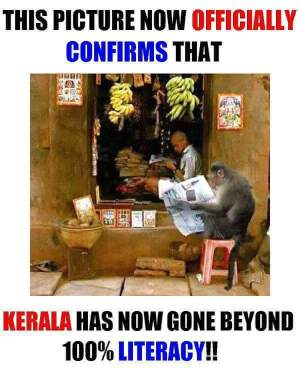 Kerala Literacy Rate