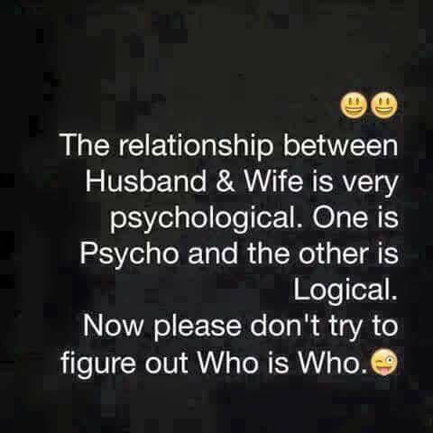 psycho logical husband wife