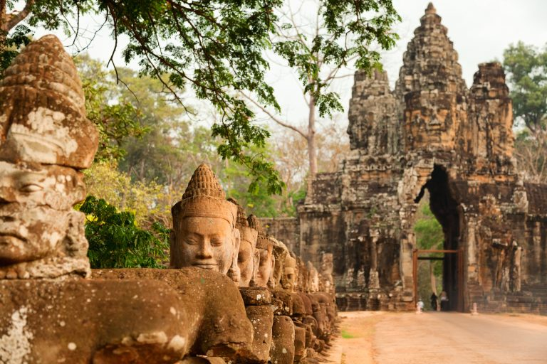 Cambodia - Faces of Angkor