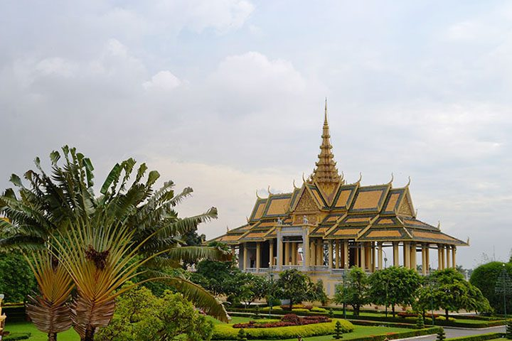 New Phnom Penh City Tour