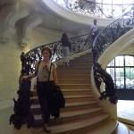 Escadarias do Petit Palais