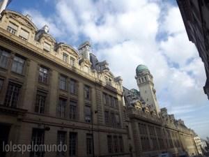 Fachada da Sorbonne