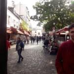 Montmartre – Place du Tertre