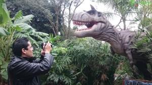 Léo, o fotógrafo!
