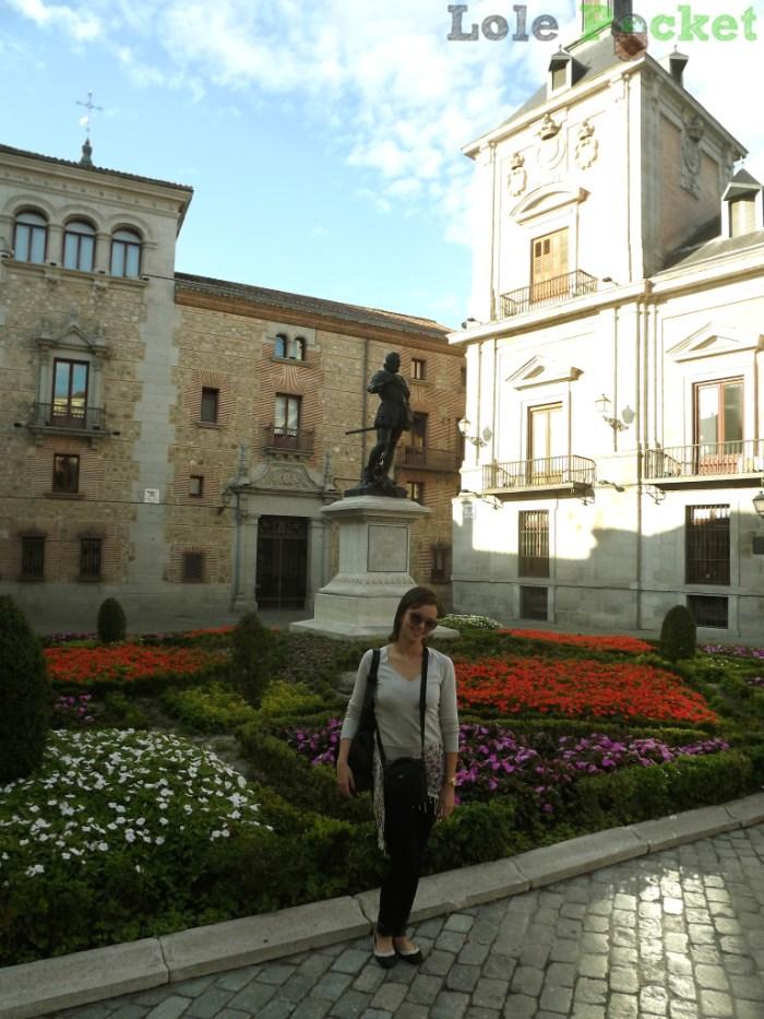Plaza de la Villa - Madri