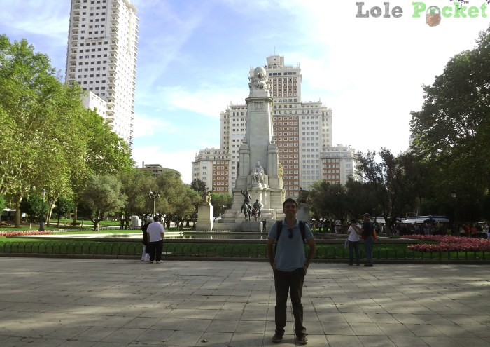 Plaza de España - Madri