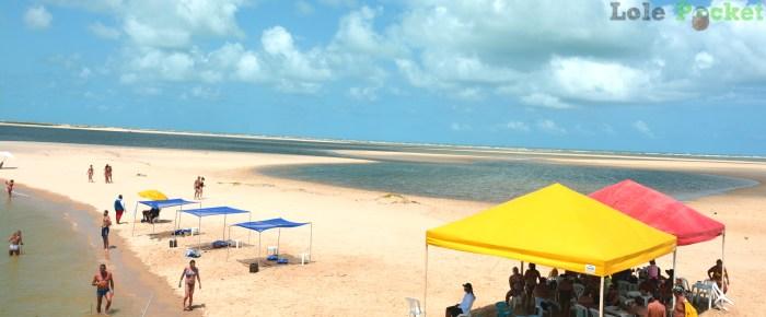 Ilha dos Namorados - Aracaju