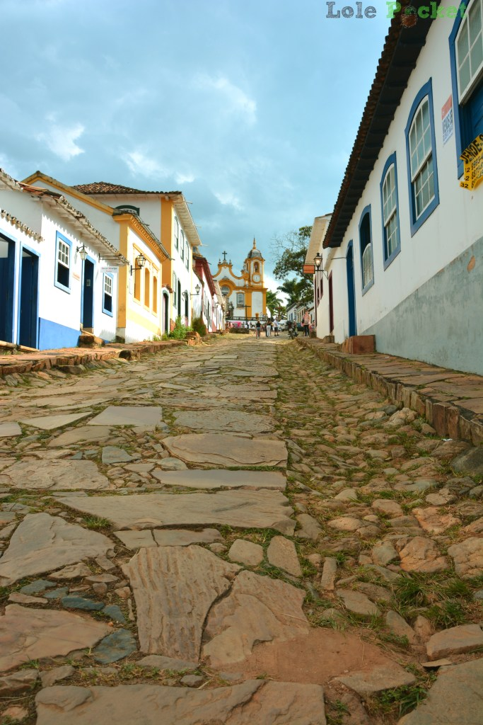 Rua da Câmara - Igreja Matriz de Santo Antônio - Tiradentes