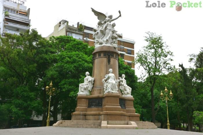Plaza Francia - Recoleta - Buenos Aires