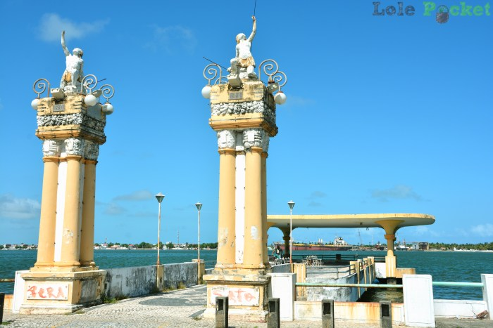 Ponte do Imperador - Aracaju