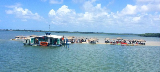 Relato & Dicas: Crôa do Goré e Ilha dos Namorados, passeio imperdível em Aracaju