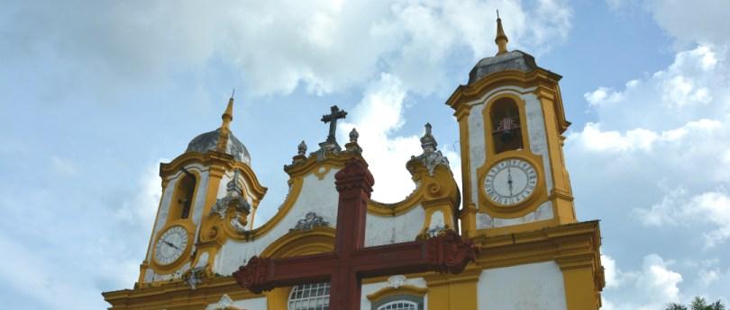 Igreja Matriz de Santo Antônio: um must-see em Tiradentes