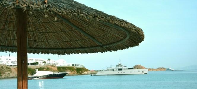 Praias para todos os gostos em Mykonos