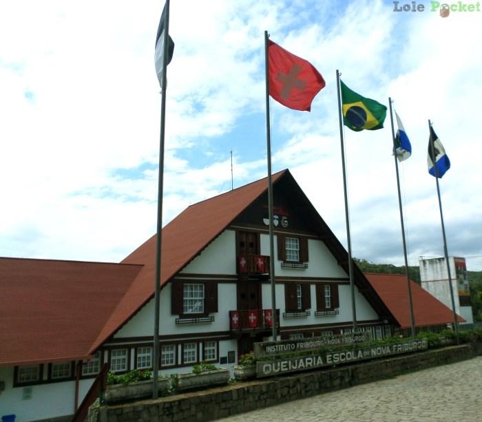 Casa Suíça - Nova Friburgo