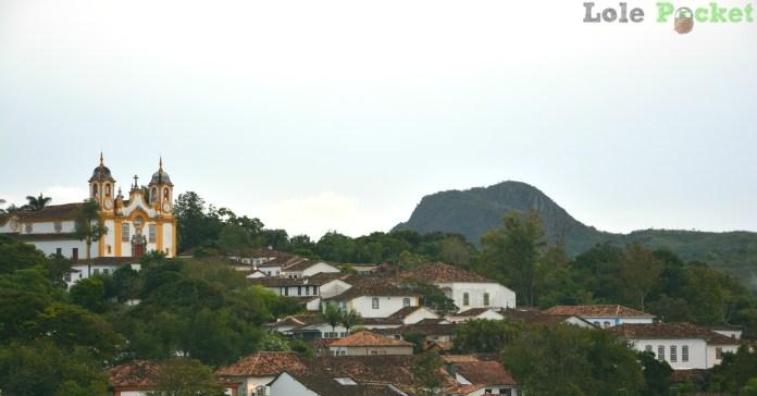 Vista Matriz de Santo Antônio - Tiradentes