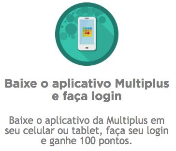 baixar app - milhas Multiplus