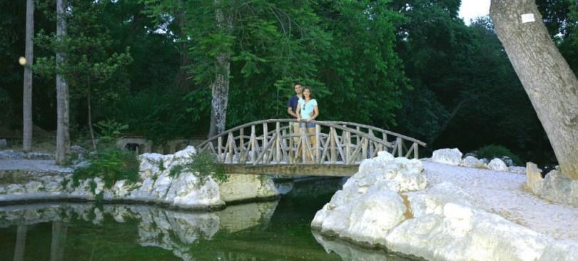 Jardim Nacional de Atenas | Uma tragédia e uma dica