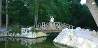 Jardim Nacional de Atenas - Grécia