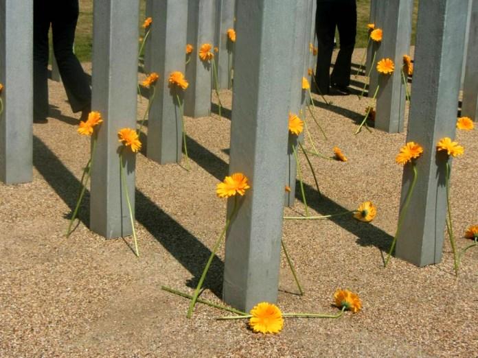 memorial 7 de julho - Hyde Park - Londres