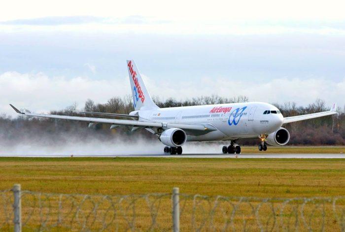 Air Europa - Vôos para Paris