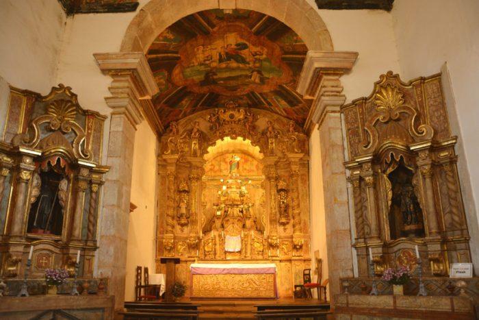Igreja de Nossa Senhora do Rosário dos Pretos - Tiradentes